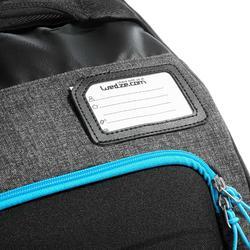 Tas voor skischoenen TRVLCOVBOOT 900 grijs