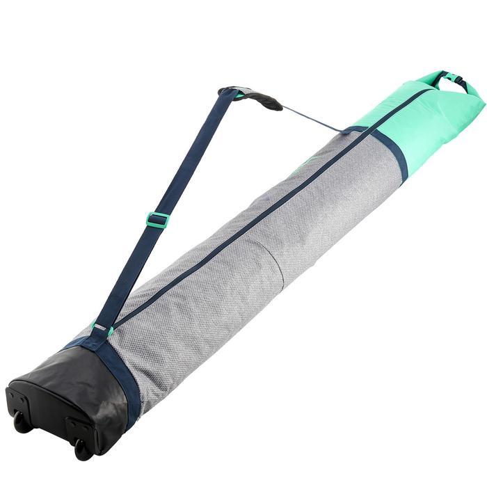 Housse à ski comfort 500 petrole - 1178223