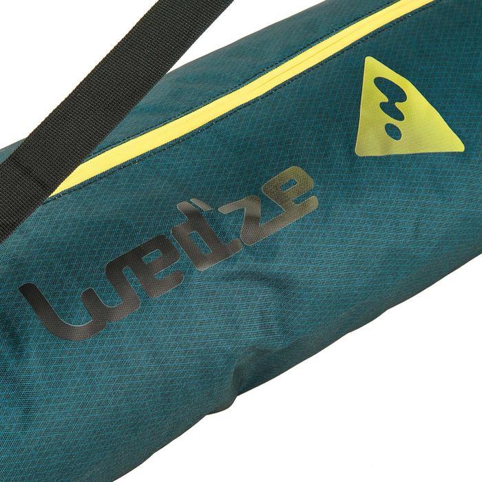 Housse à ski comfort 500 petrole - 1178224