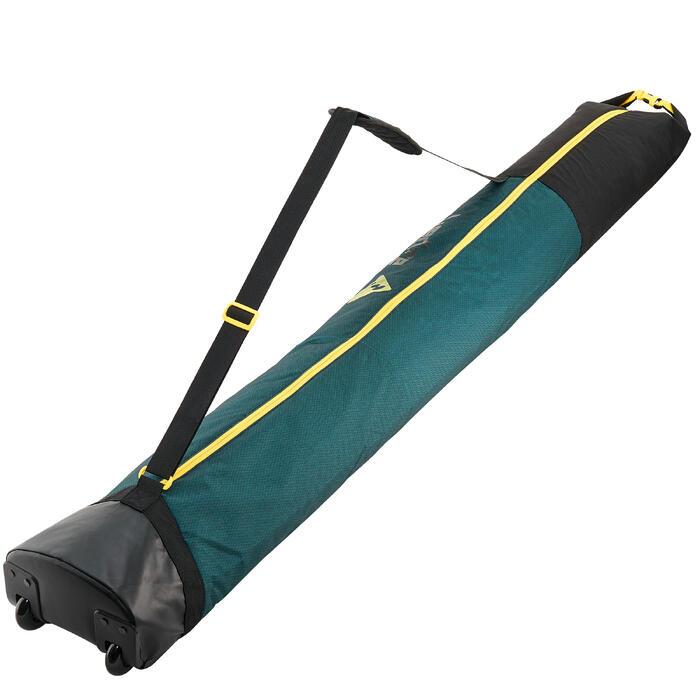 Housse à ski comfort 500 petrole - 1178233