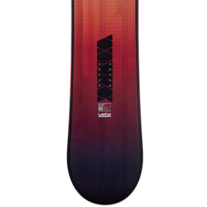 Snowboard piste et freeride, homme et femme, Bullwhip 700 Dreamscape - 1178705
