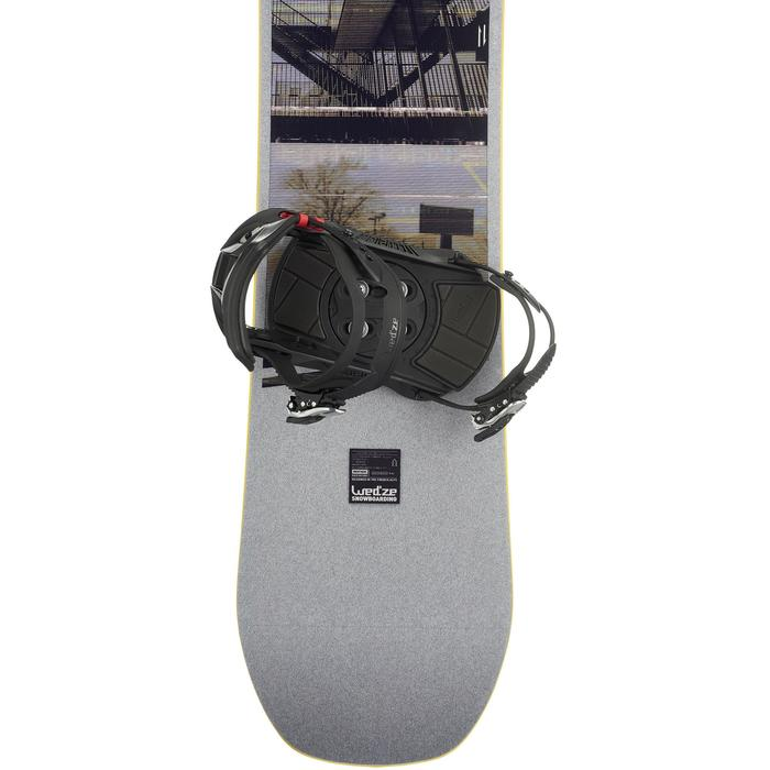 Pack Snowboard freestyle, mixte homme et femme, End Zone 500 Jib, gris - 1178712