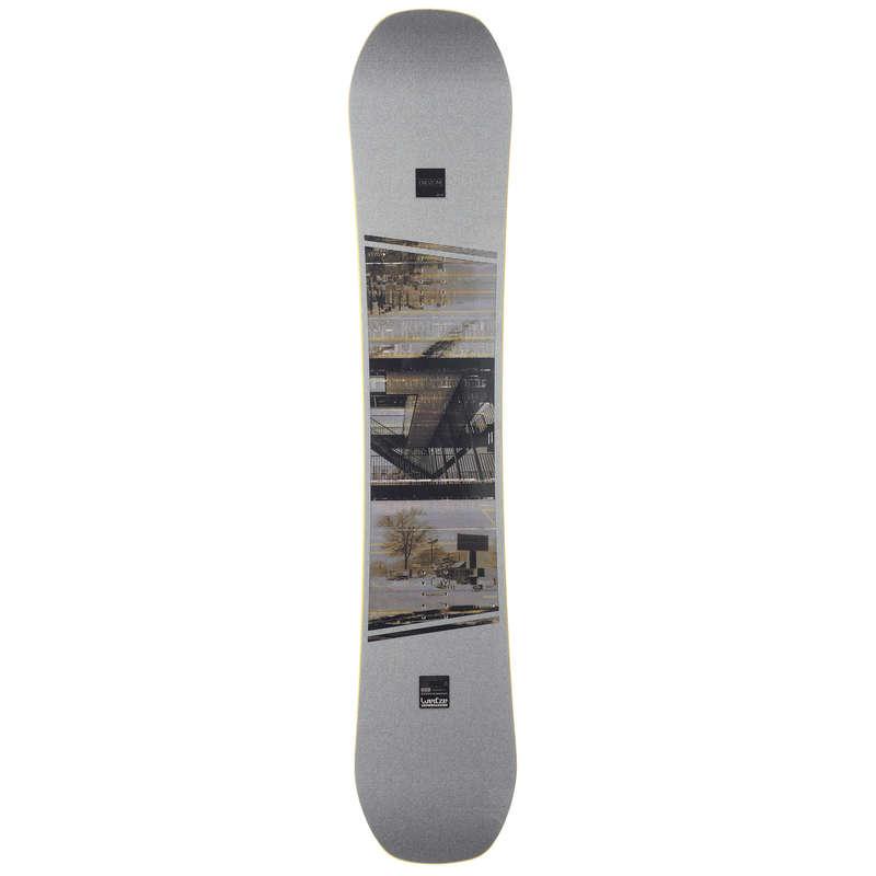 MEN INTERMEDIATE SNOWBOARD EQUIPMENT - Board Endzone 400 Jib WEDZE