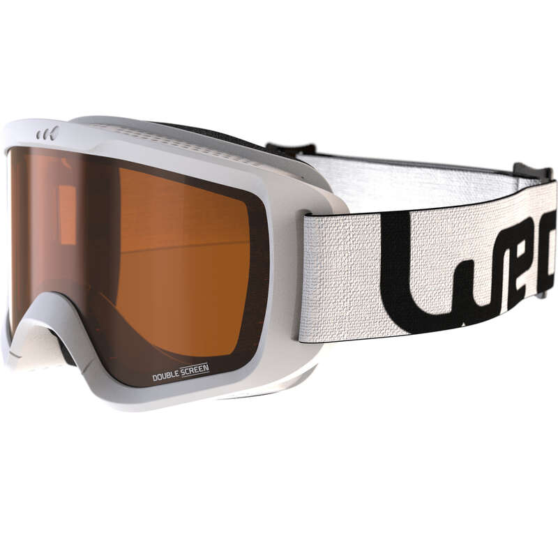 Síszemüveg Freeride síelés - G 140 síszemüveg WEDZE - Védőfelszerelés és kiegészítők