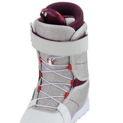 Snowboard Boots Maoke 300 Fast Lock 2Z Damen grau