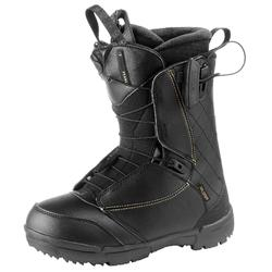Botas de Snowboard, Salomon Pearl Zone Lock, All Mountain, Mujer