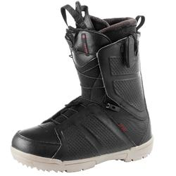 Snowboard boots all mountain heren Faction Zone Lock zwart
