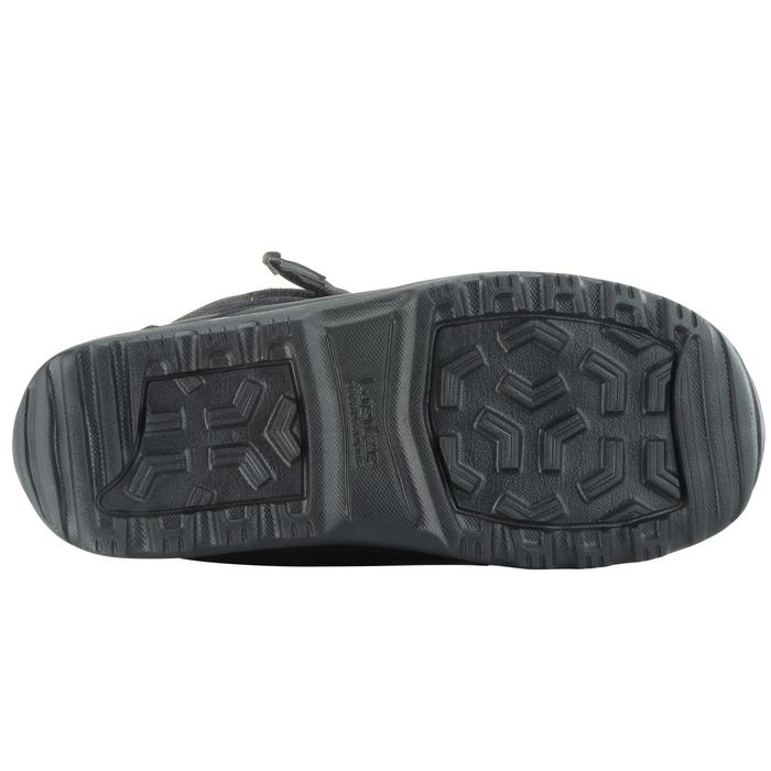 Chaussures de snowboard, all mountain, homme, Foraker 500 - Cable Lock 2Z noires - 1178857