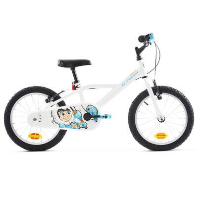 دراجة الأطفال 100 16بوصة (من 4 إلى 6 سنوات) - لمناطق الاسكيمو