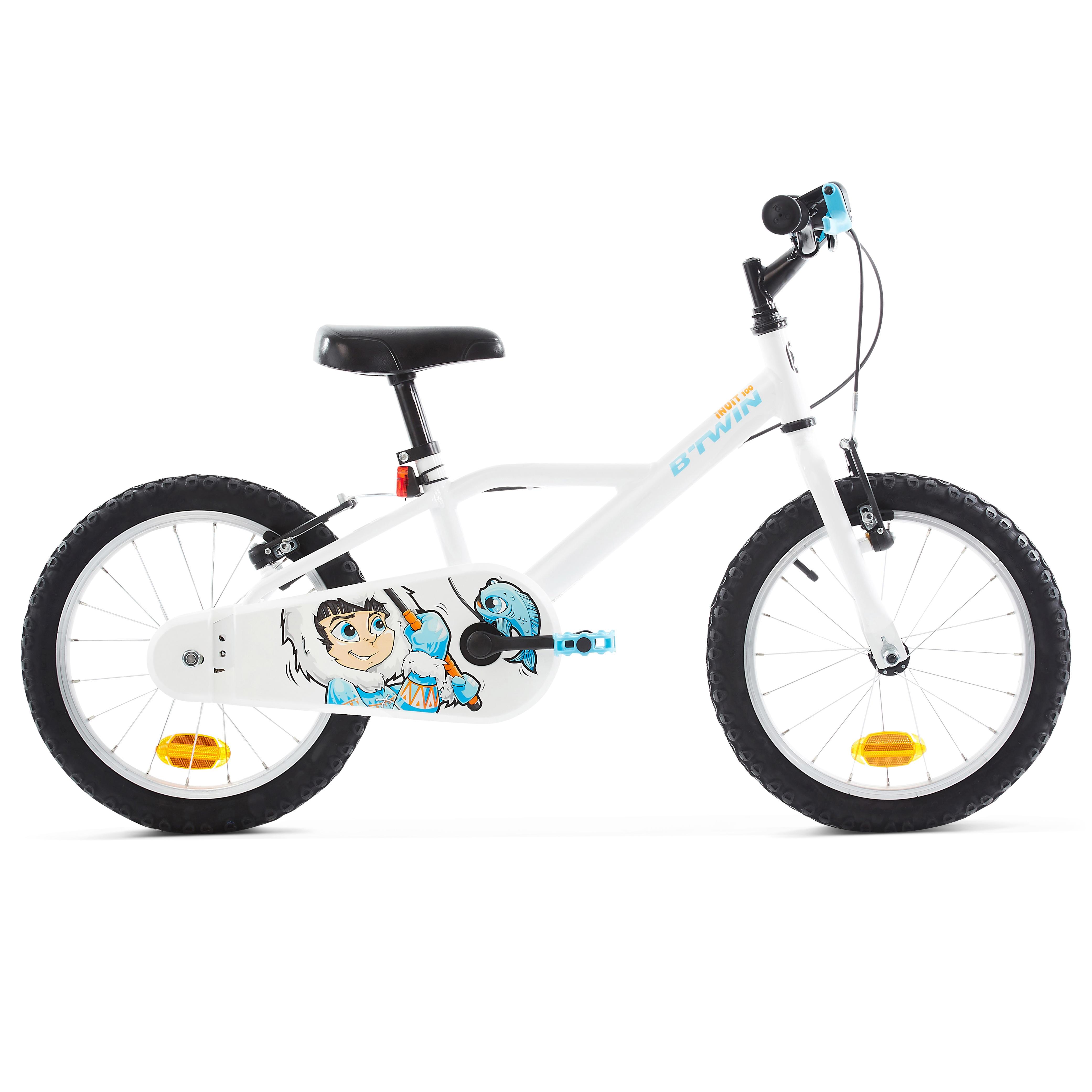 Bicicletă 16'' 100 Inuit Copii imagine