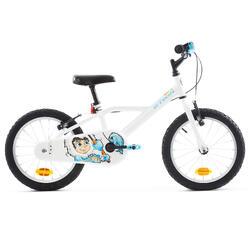 """100 16""""兒童自行車(4-6歲)-Inuit"""