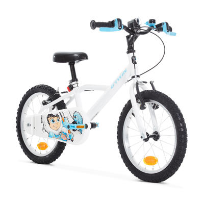 Kids' 16-Inch Bike (4.5-6 Years) 100 - Inuit