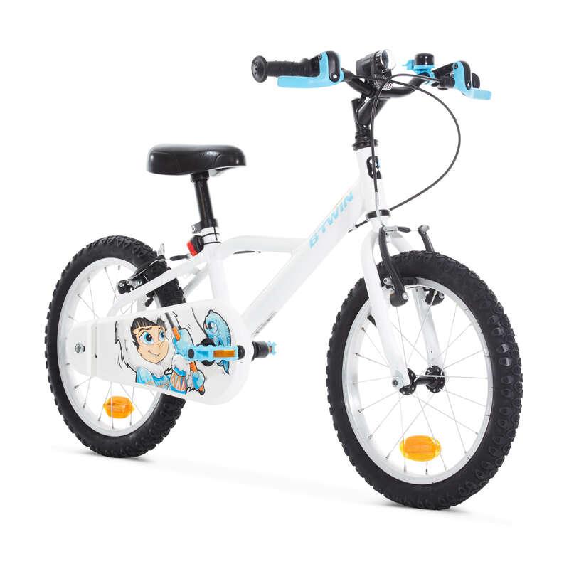 BICICLETE INIȚIERE CICLISM COPII 4-6 ANI - Bicicletă 100 INUIT PT Copii  BTWIN