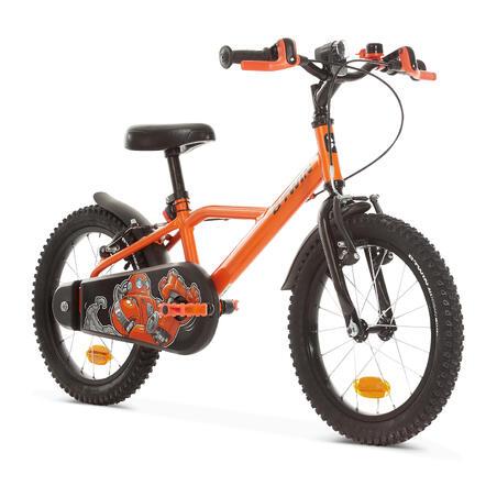 Vélo de 16pouces 500Robot – Enfants de 4ans1/2 à 6ans