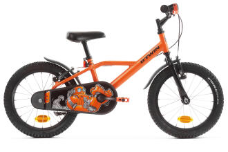 bicicleta_16_pouces_orange_decathlon