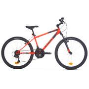 Oranžno gorsko kolo ROCKRIDER 500 za otroke (od 9 do 12 let)