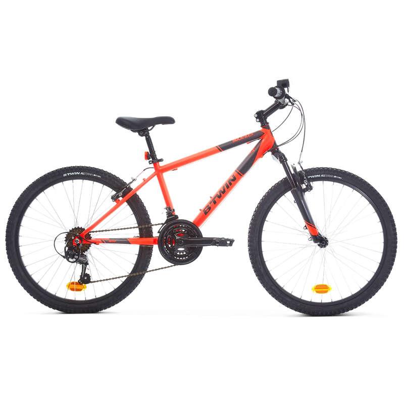 BICICLETE MTB COPII 6-12 ANI - Bicicletă MTB Rockrider 500 BTWIN