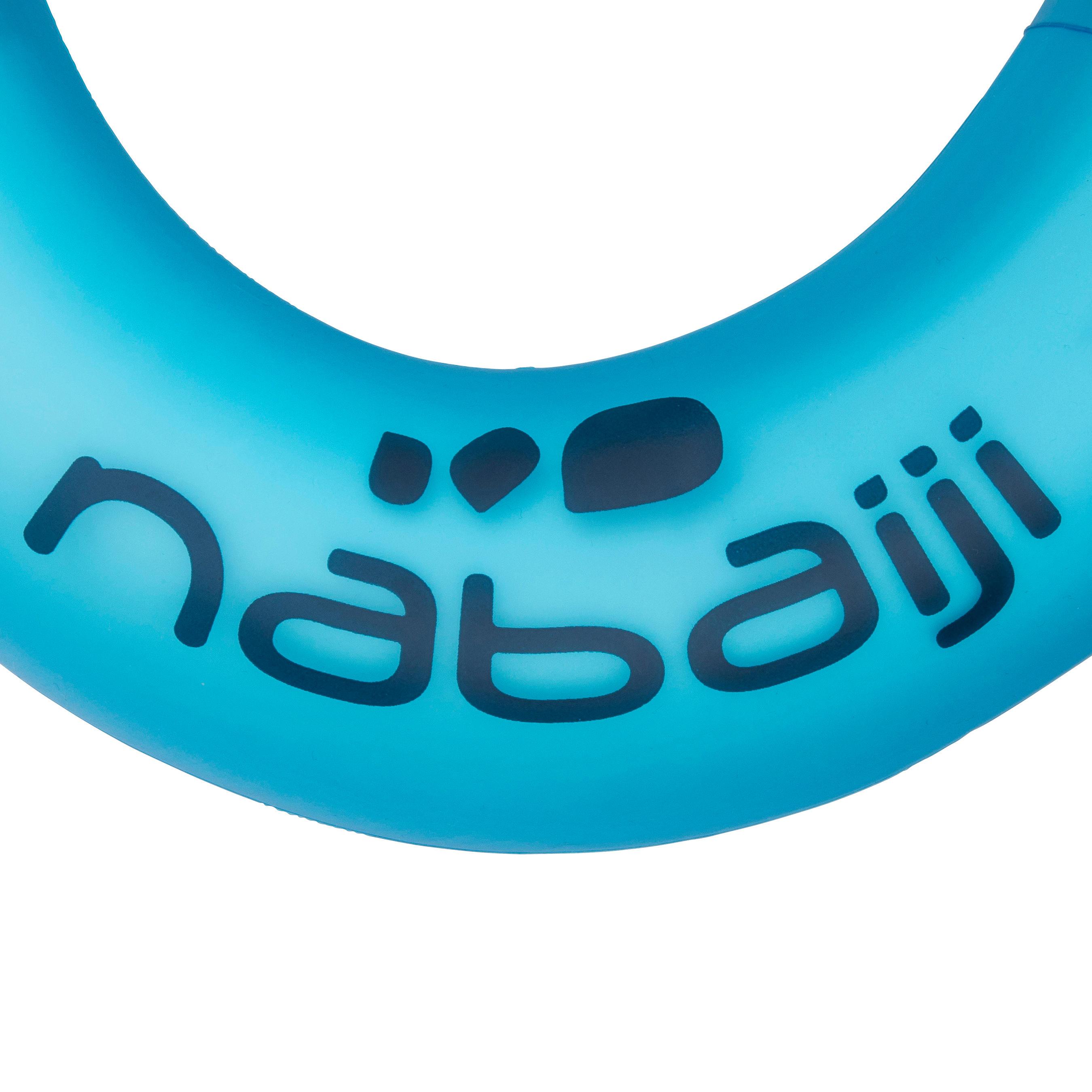 NECKVEST adult's inflatable swim vest, blue