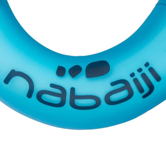 NECKVEST Inflatable Swim Vest - Blue Size M (50-75 kg)