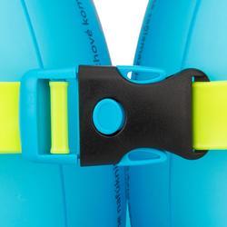 NECKVEST Inflatable Swim Vest - Blue Size S (30-50 kg)