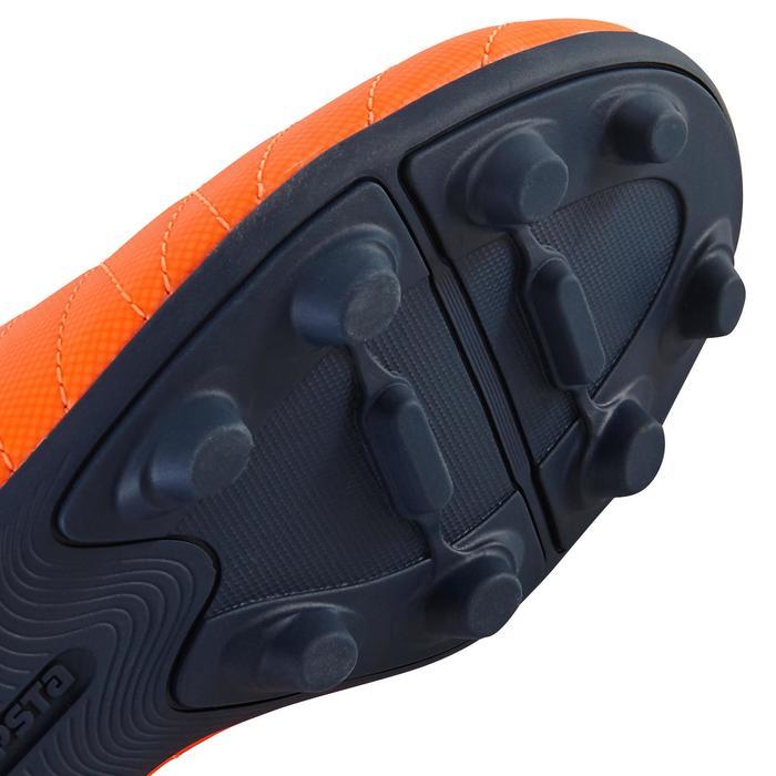 Chaussure de football enfant terrains secs Agility 300 FG bleue - 1179064