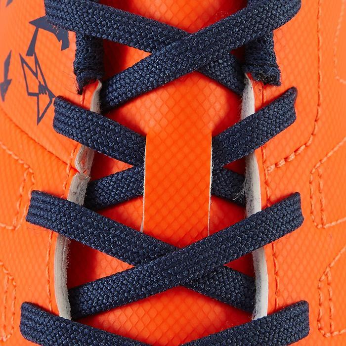 Chaussure de football enfant terrains secs Agility 300 FG bleue - 1179084