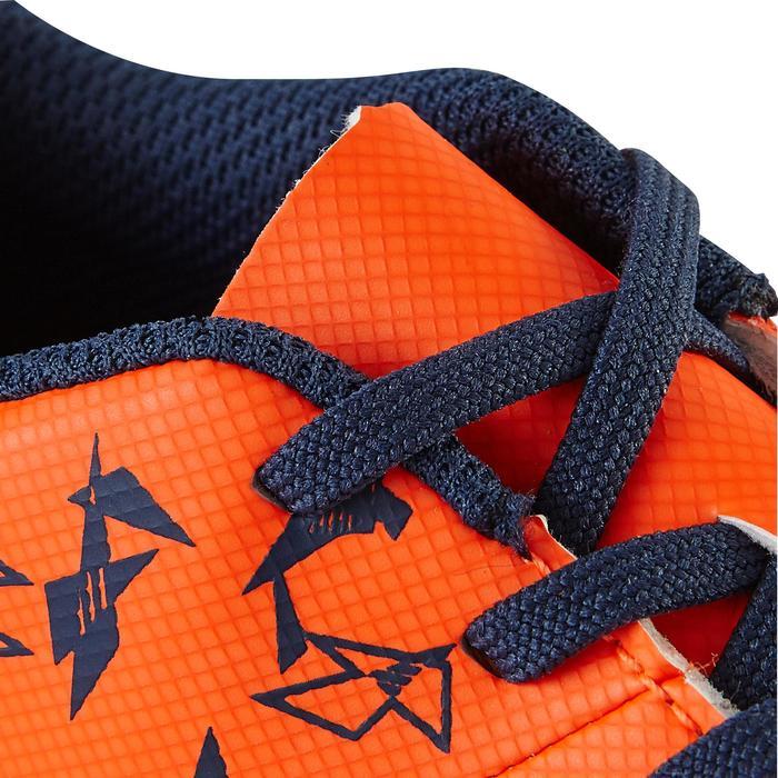 Chaussure de football enfant terrains secs Agility 300 FG bleue - 1179101