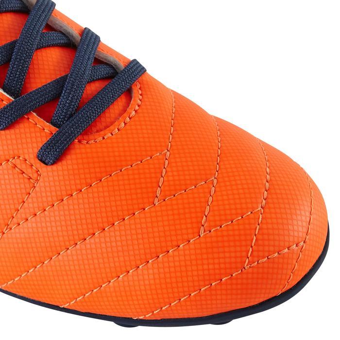 Chaussure de football enfant terrains secs Agility 300 FG bleue - 1179108