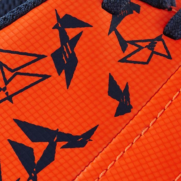 Chaussure de football enfant terrains secs Agility 300 FG bleue - 1179109