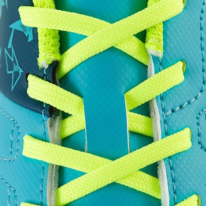 Chaussure de football enfant terrains secs Agility 300 FG bleue - 1179113