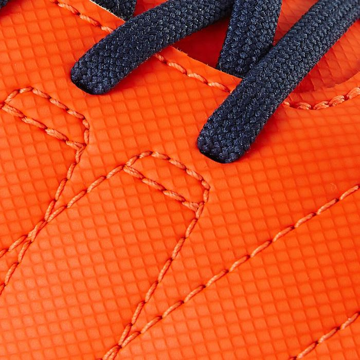 Chaussure de football enfant terrains secs Agility 300 FG bleue - 1179115