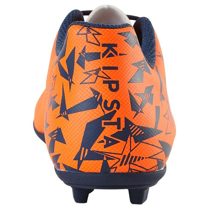 Chaussure de football enfant terrains secs Agility 300 FG bleue - 1179125