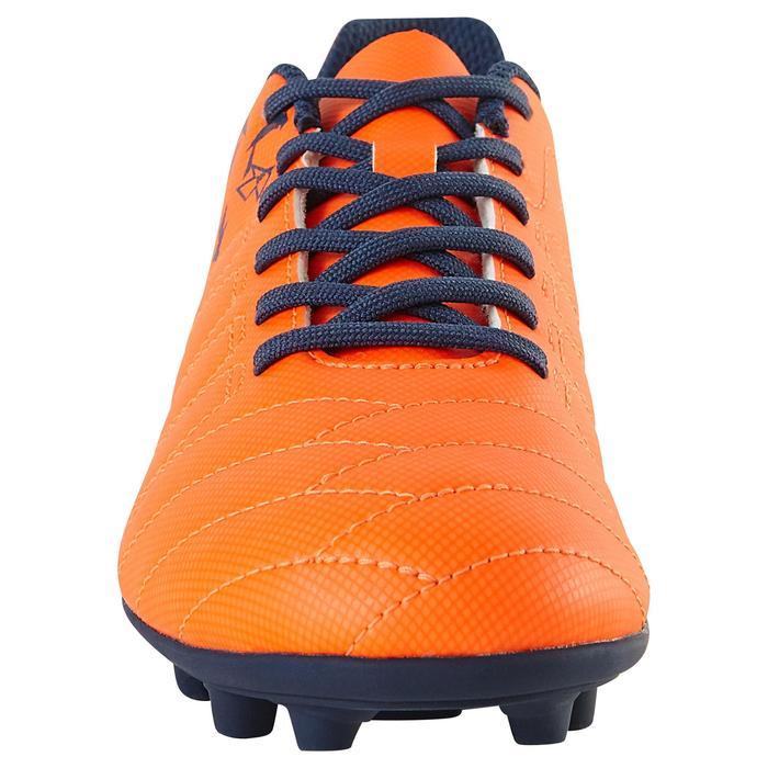 Chaussure de football enfant terrains secs Agility 300 FG bleue - 1179127