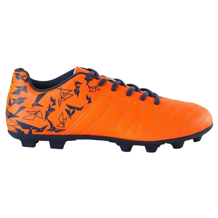 Chaussure de football enfant terrains secs Agility 300 FG bleue - 1179146