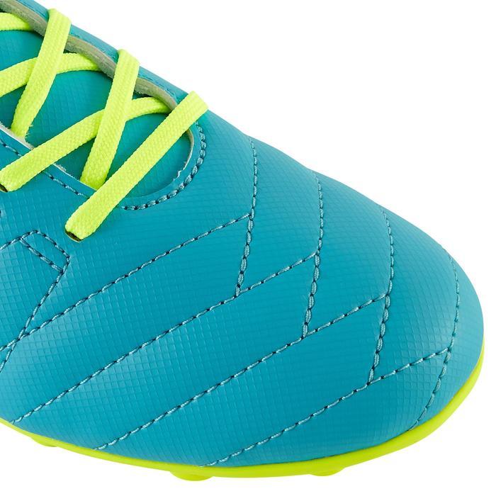 Chaussure de football enfant terrains secs Agility 300 FG bleue - 1179148