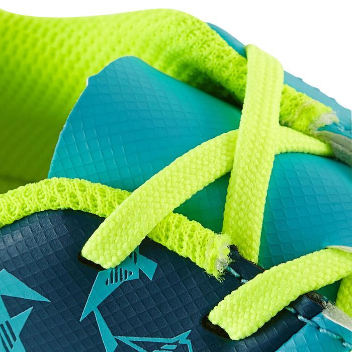Chaussure de football enfant terrains secs Agility 300 FG bleue - 1179150