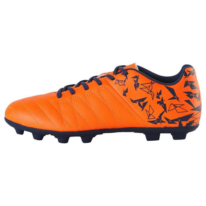 Chaussure de football enfant terrains secs Agility 300 FG bleue - 1179155