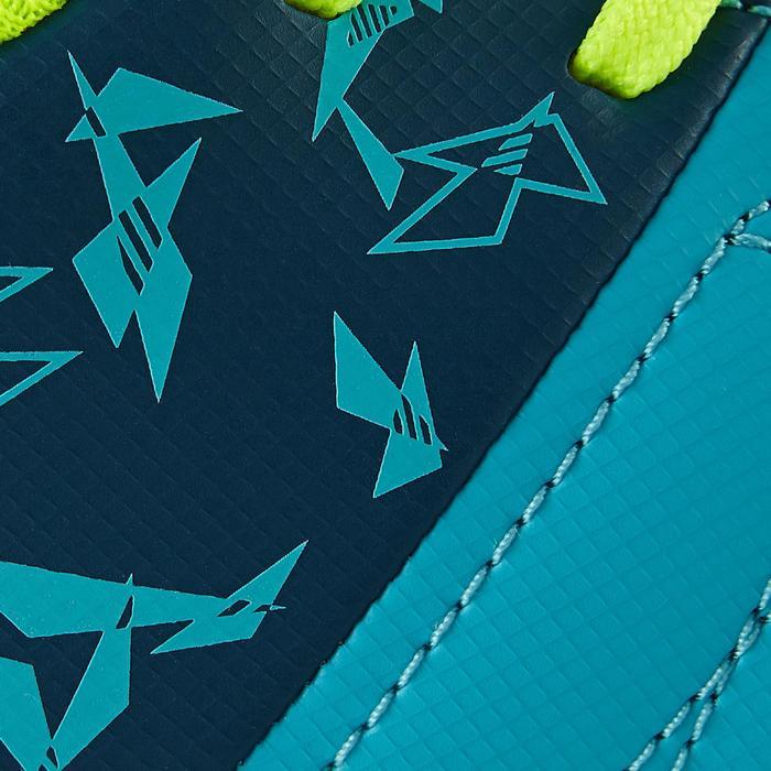 Chaussure de football enfant terrains secs Agility 300 FG bleue - 1179156