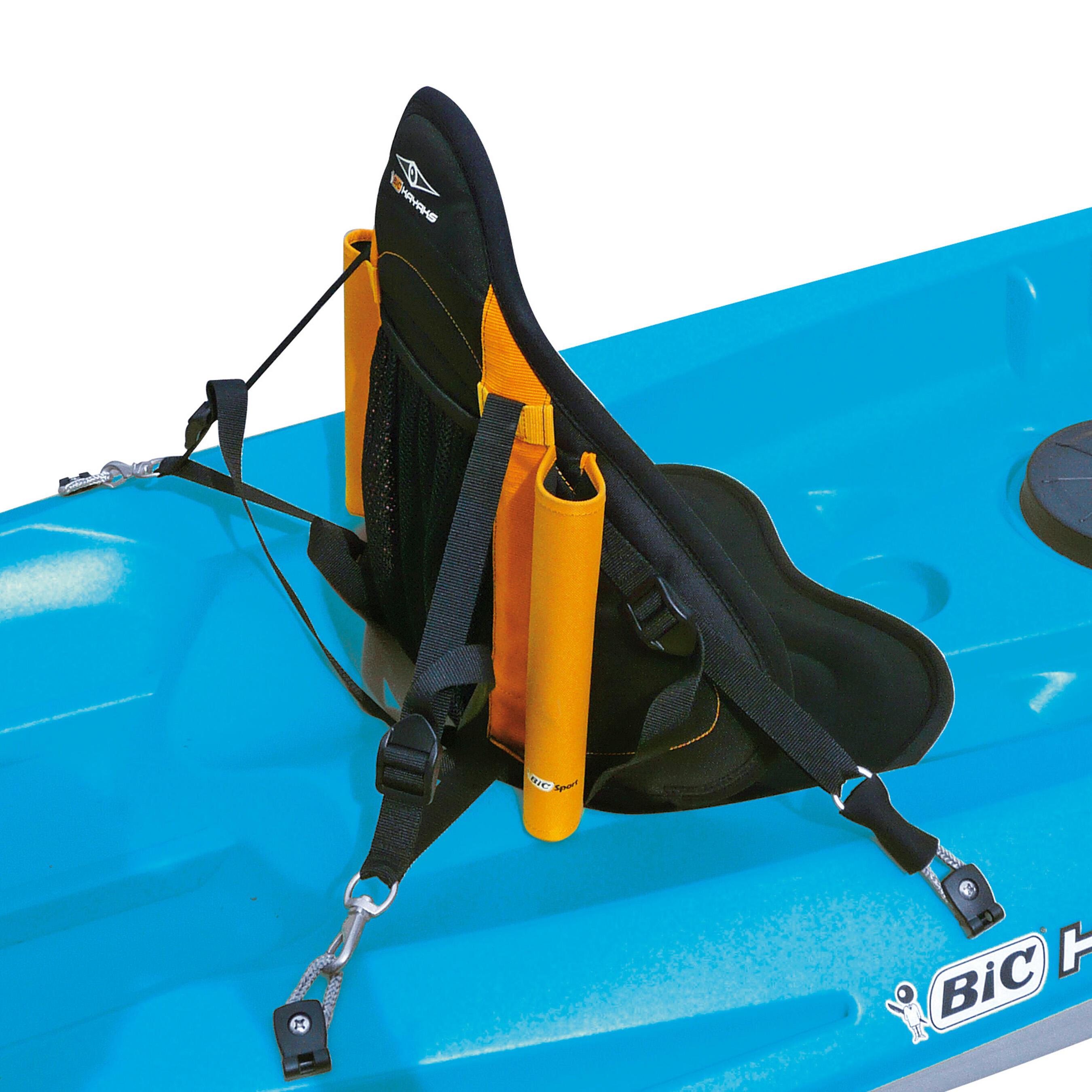 Bic sport Rugsteun voor kano of kajak luxe hengelen