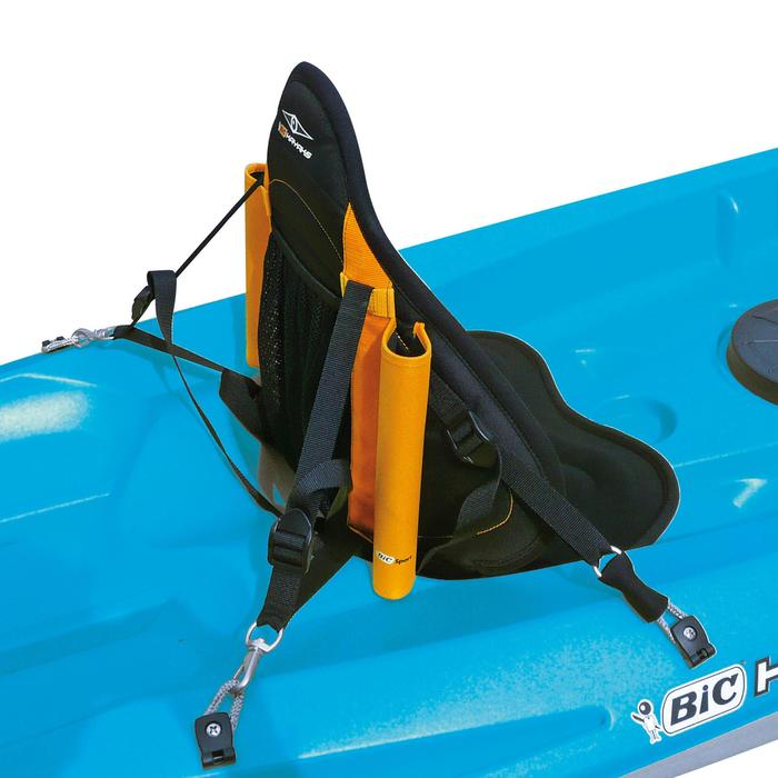 Dosseret canoë Kayak luxe pêche. - 1179235