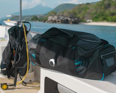 Faça a escolha certa quanto à sua mala de viagem para mergulhar!