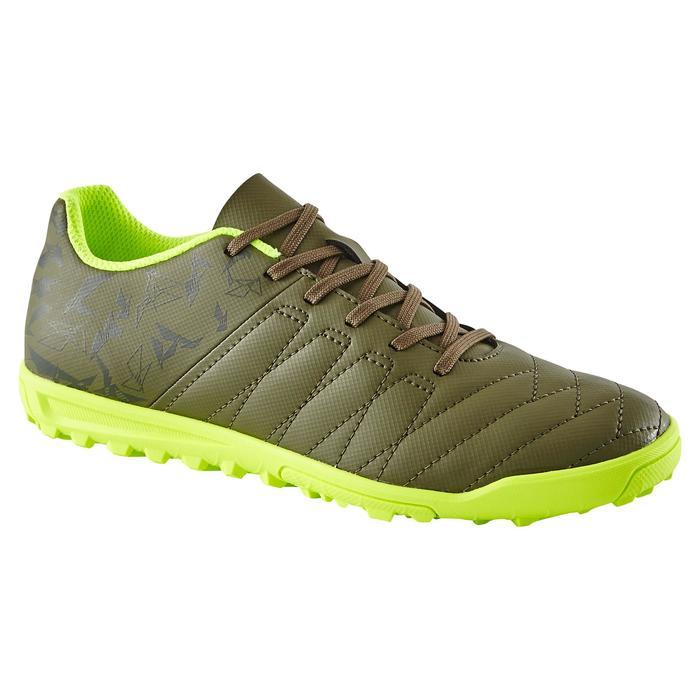 Chaussure de football enfant terrains durs CLR 500 HG bleue - 1179336