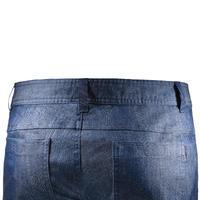 Pantalon randonnée nature homme NH550 denim