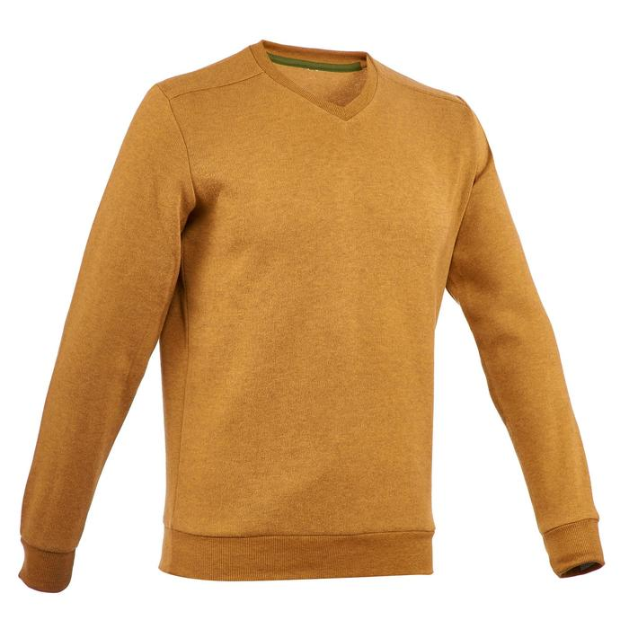 Pull randonnée nature homme NH150 - 1179483