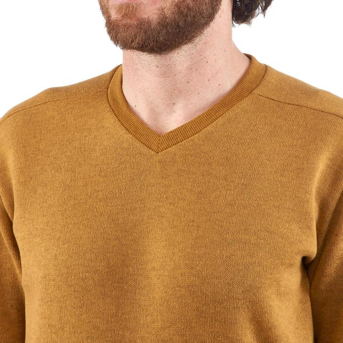 Pull randonnée nature homme NH150 - 1179499