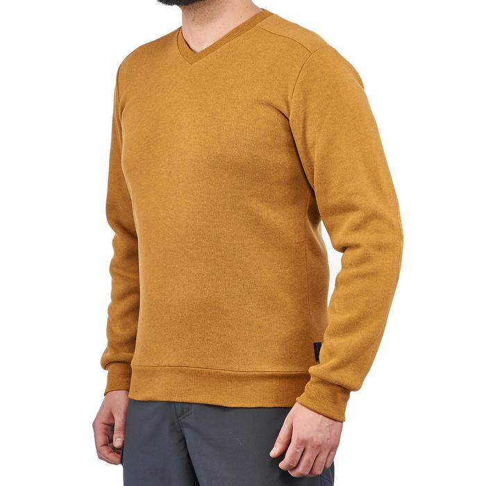 Pull randonnée nature homme NH150 - 1179524
