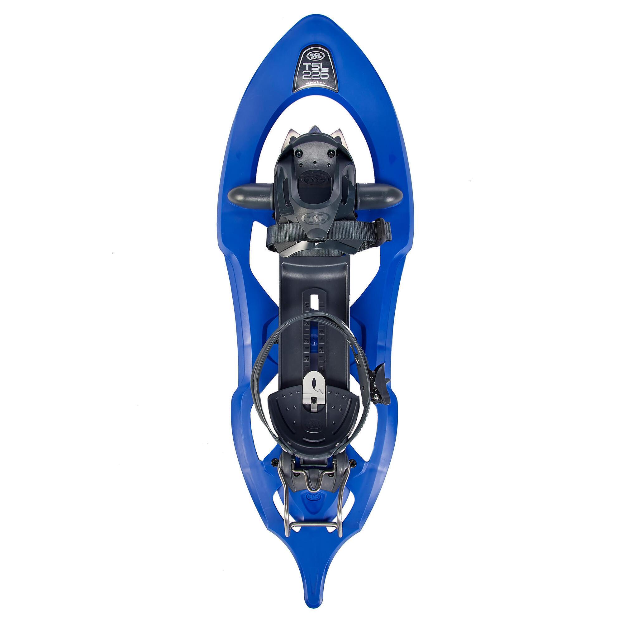 Schneeschuhe TSL 226 EVO großer Rahmen blau | Schuhe > Sportschuhe > Schneeschuhe | Tsl