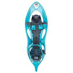 Raquetas de nieve tamiz pequeño 305 RIDE Azul turquesa