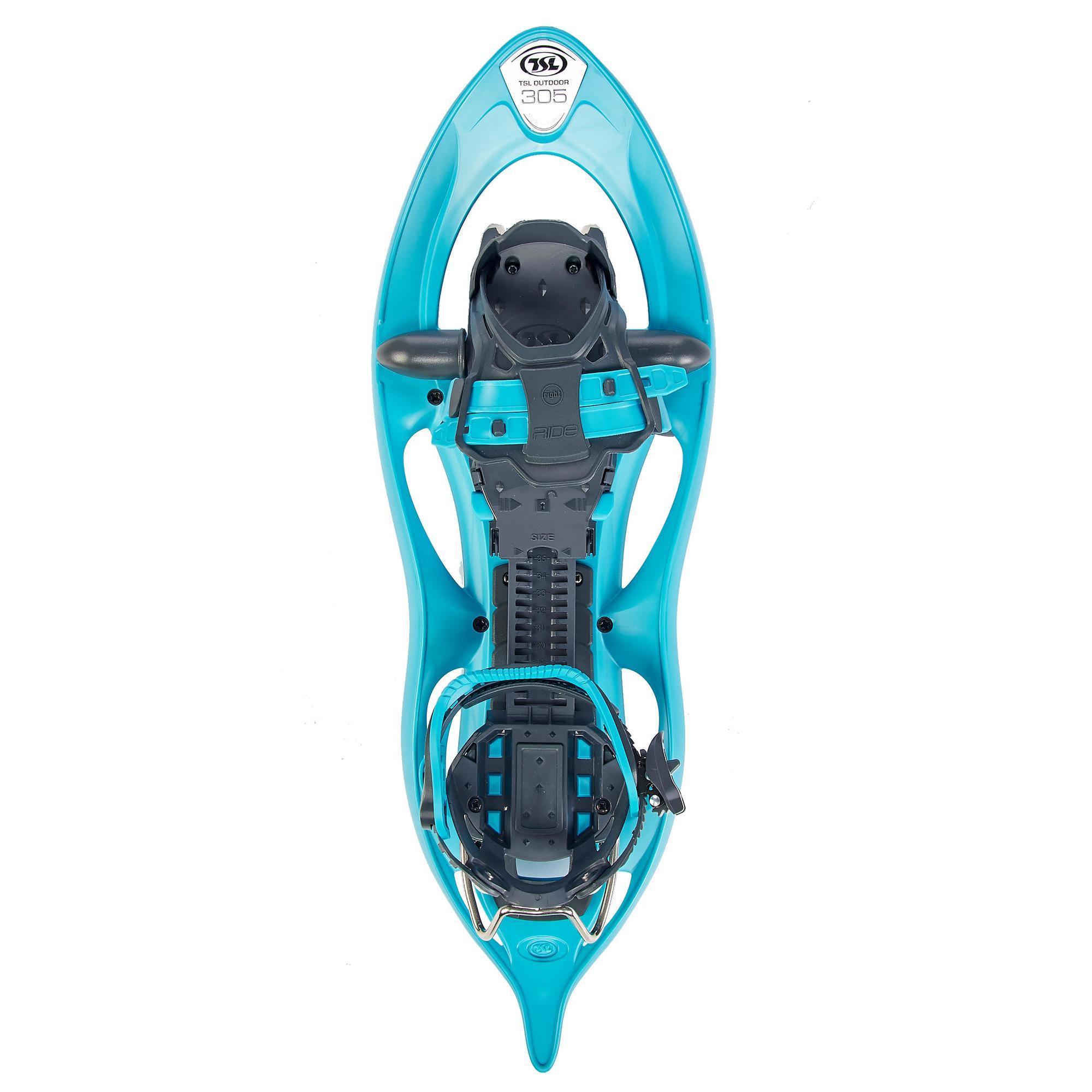 Schneeschuhe TSL 305 Ride kleiner Rahmen blau | Schuhe > Sportschuhe > Schneeschuhe | Blau - Türkis | Tsl