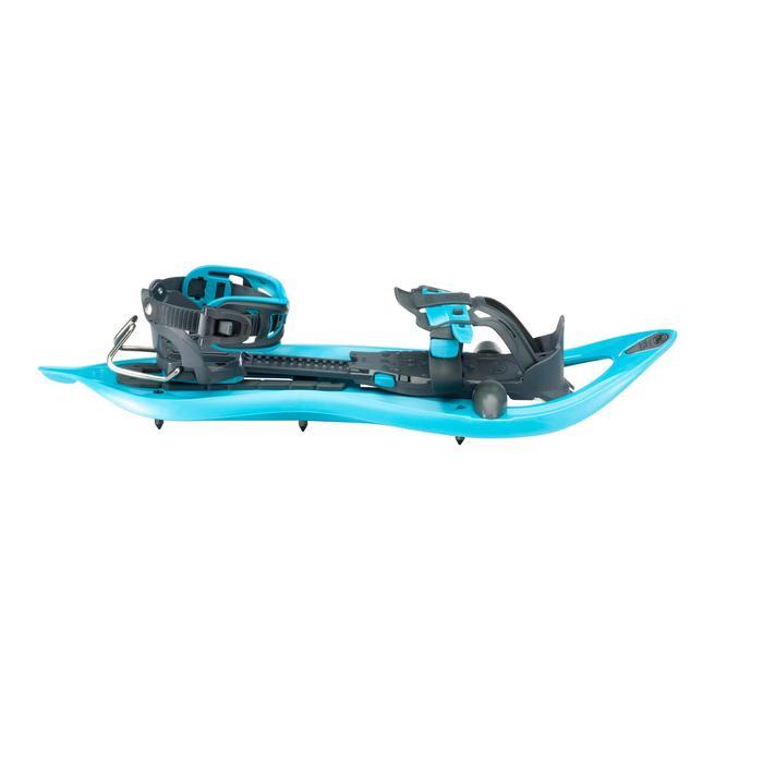 Raquettes à neige petits tamis TSL 305 RIDE bleu